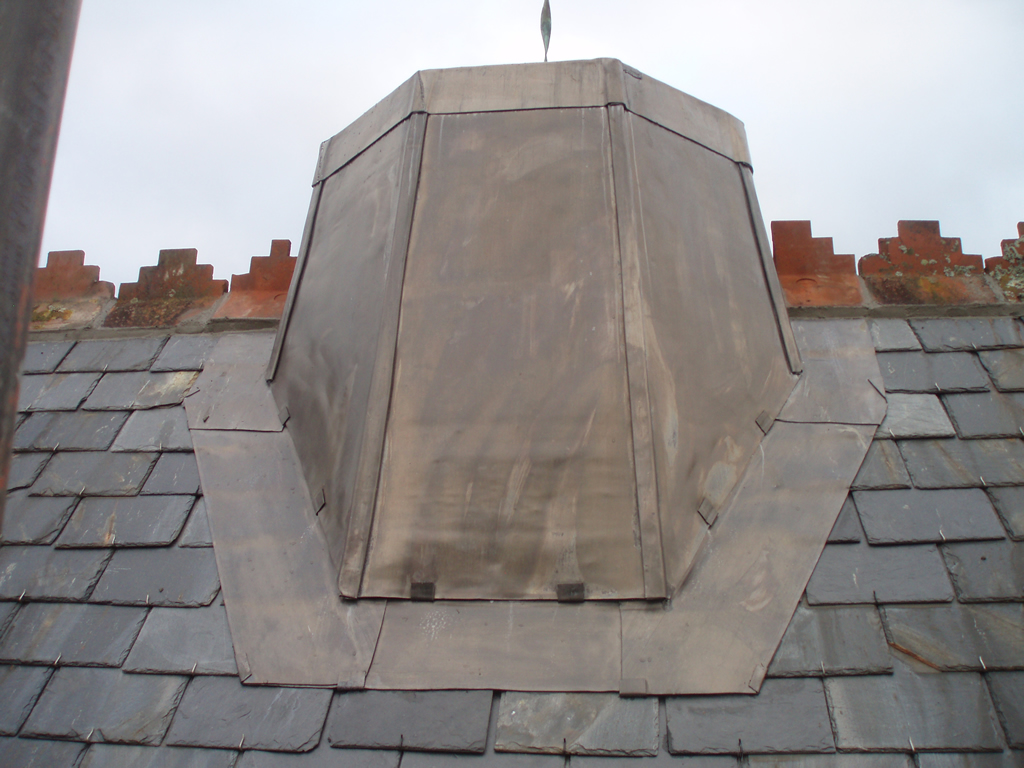 Lead Roofing Work Caliington And Plymouth