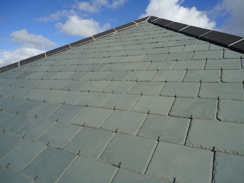 Slating And Tiling In Plymouth South Hams